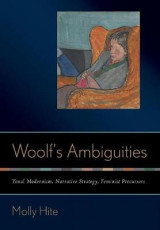 Omslag - Woolf's Ambiguities
