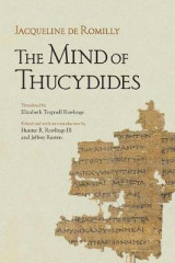 Omslag - The Mind of Thucydides