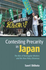 Omslag - Contesting Precarity in Japan