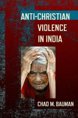 Omslag - Anti-Christian Violence in India