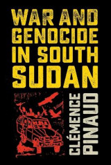 Omslag - War and Genocide in South Sudan
