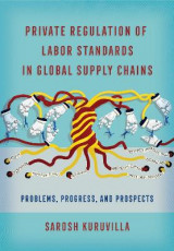 Omslag - Private Regulation of Labor Standards in Global Supply Chains