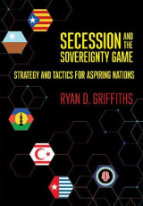 Omslag - Secession and the Sovereignty Game