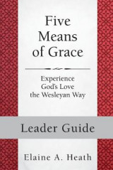 Omslag - Five Means of Grace: Leader Guide
