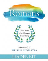 Omslag - Romans - Women's Bible Study Leader Kit