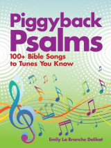 Omslag - Piggyback Psalms