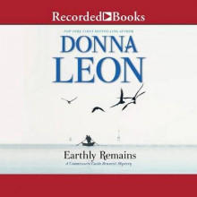 Earthly Remains av Donna Leon (Lydbok-CD)