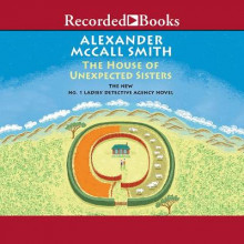 The House of Unexpected Sisters av Alexander McCall Smith (Lydbok-CD)