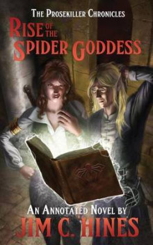 Rise of the Spider Goddess av Jim C Hines (Heftet)