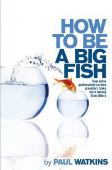 How to Be a Big Fish av Paul Watkins (Heftet)
