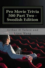 Omslag - Pro Movie Trivia 500 Part Two - Swedish Edition