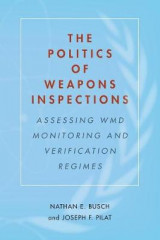 Omslag - The Politics of Weapons Inspections