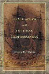 Omslag - Piracy and Law in the Ottoman Mediterranean