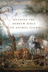 Omslag - Reading the Hebrew Bible with Animal Studies