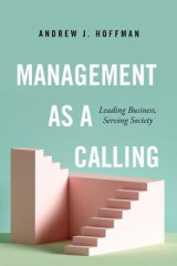 Omslag - Management as a Calling