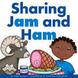 Omslag - Sharing Jam and Ham