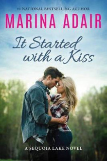 It Started with a Kiss av Marina Adair (Heftet)
