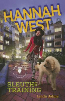Hannah West: Sleuth in Training av Linda Johns (Innbundet)