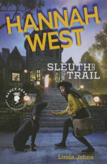 Hannah West: Sleuth on the Trail av Linda Johns (Innbundet)