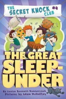 The Great Sleep-Under av Louise Bonnett-Rampersaud (Heftet)