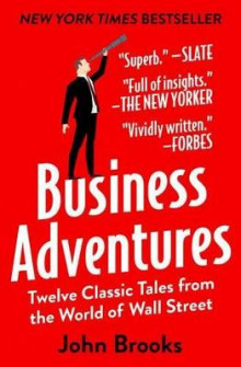 Business Adventures av John Brooks (Innbundet)