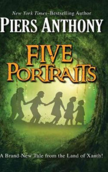 Five Portraits av Piers Anthony (Innbundet)