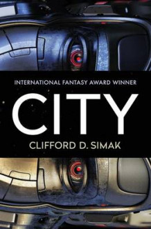 City av Clifford D Simak (Heftet)