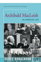Omslag - Archibald MacLeish