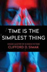 Omslag - Time Is the Simplest Thing