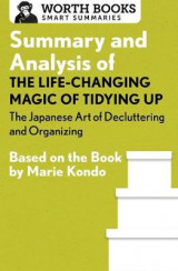 Omslag - Summary and Analysis of the Life-Changing Magic of Tidying Up: The Japanese Art of Decluttering and Organizing