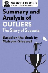 Omslag - Summary and Analysis of Outliers: The Story of Success