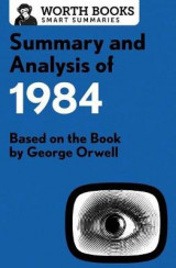 Omslag - Summary and Analysis of 1984