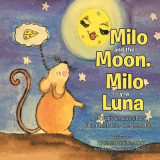 Omslag - Milo And The Moon/Milo y la Luna