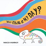 Omslag - What Color Is My Day?