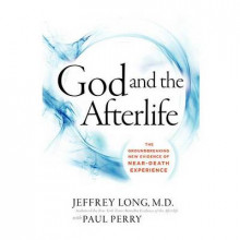 God and the Afterlife av Jeffrey Long (Lydbok-CD)