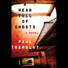 A Head Full of Ghosts av Paul Tremblay (Lydbok-CD)