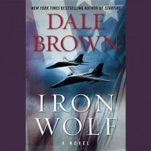 Iron Wolf av Dale Brown (Lydbok-CD)