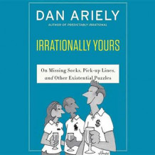 Irrationally Yours av Dan Ariely (Lydbok-CD)
