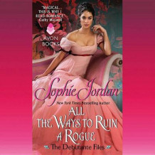 All the Ways to Ruin a Rogue av Sophie Jordan (Lydbok-CD)