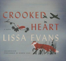 Crooked Heart av Lissa Evans (Lydbok-CD)