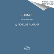 Bounce av Noelle August (Lydbok-CD)