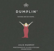 Dumplin' av Julie Murphy (Lydbok-CD)