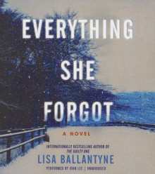 Everything She Forgot av Lisa Ballantyne (Lydbok-CD)