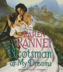 Scotsman of My Dreams av Karen Ranney (Lydbok-CD)