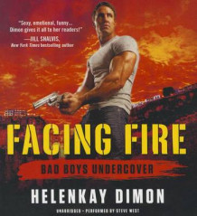 Facing Fire av HelenKay Dimon (Lydbok-CD)