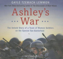 Ashley's War av Gayle Tzemach Lemmon (Lydbok-CD)