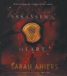 Assassin's Heart av Sarah Ahiers (Lydbok-CD)