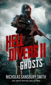 Hell Divers II: Ghosts av Nicholas Sansbury Smith (Innbundet)