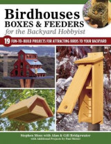 Omslag - Birdhouses Boxes and Feeders For the Backyard Hobbyist