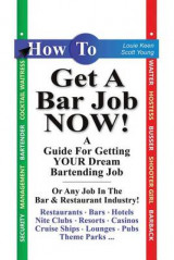 Omslag - How to Get a Bar Job Now!